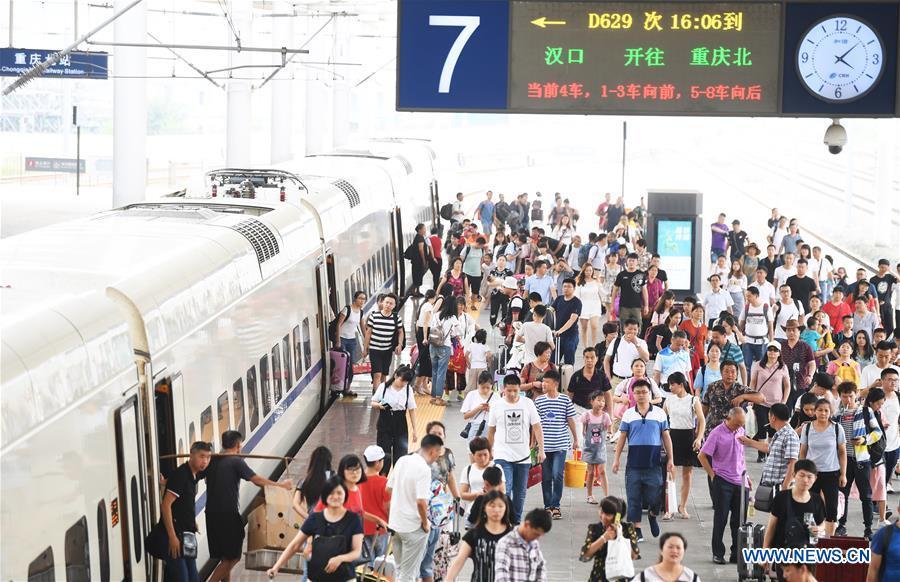 CHINA-RAILWAY-SUMMER TRANSPORT (CN)