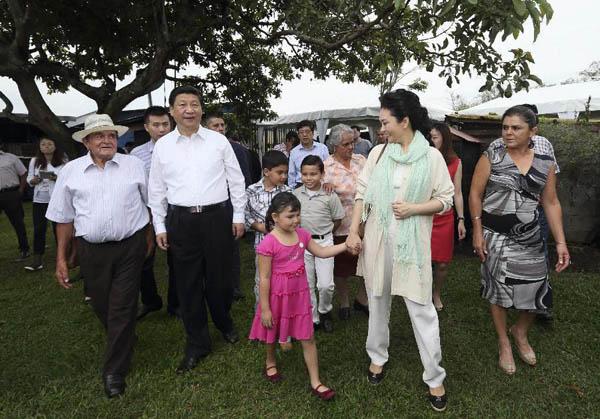 Poverty elimination remains key task: Xi