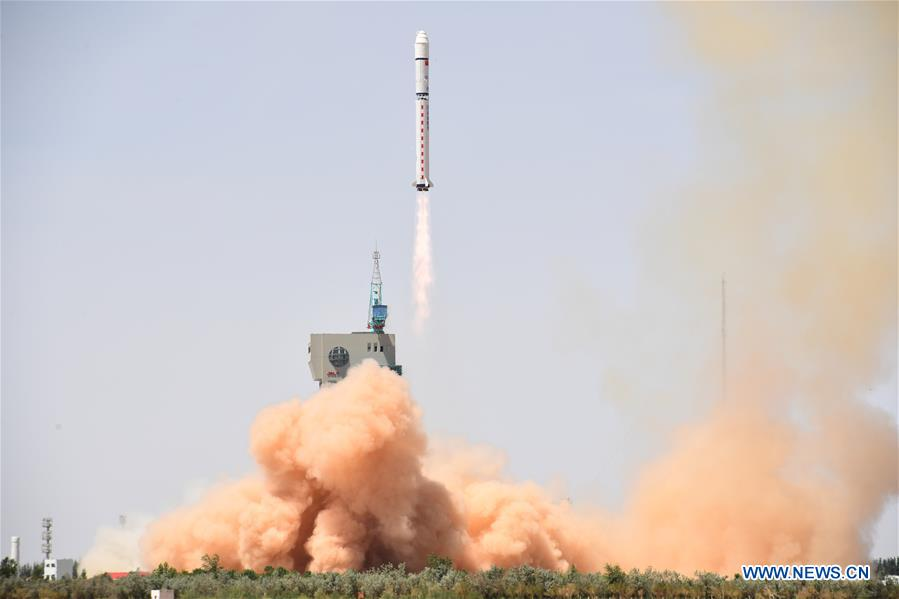 #CHINA-JIUQUAN-GAOFEN-6 SATELLITE-LAUNCH (CN*)