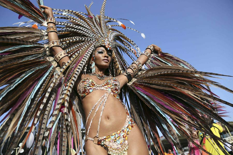 Something is. Trinidad and tobago carnival logically sorry