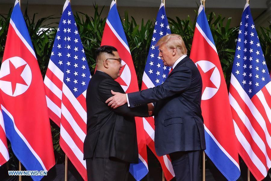 SINGAPORE-DPRK-U.S.-SUMMIT