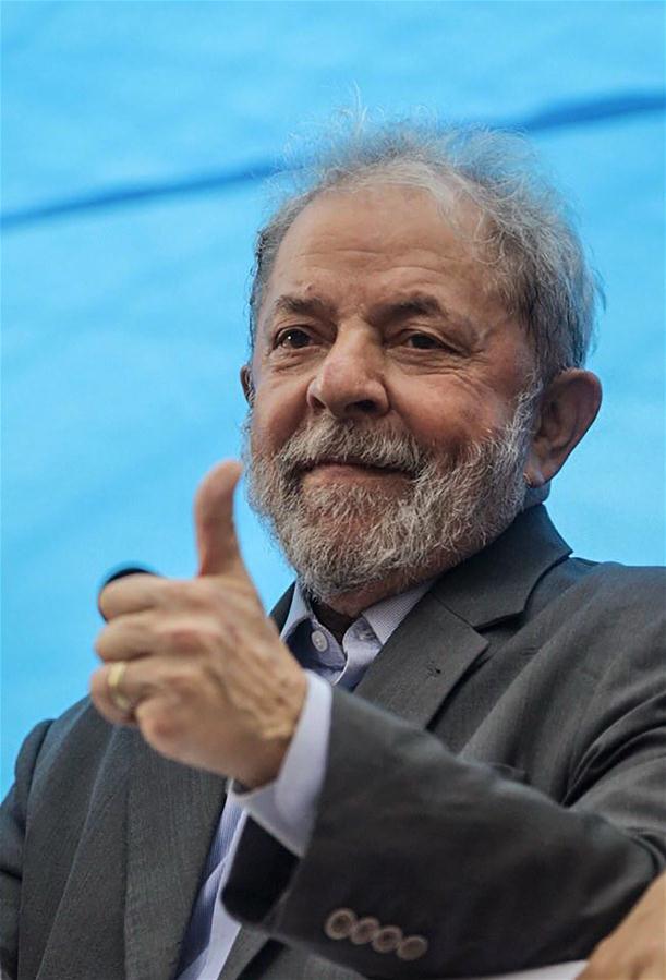 BRAZIL-SAO PAULO-LULA-RELEASE