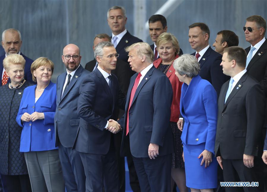 BELGIUM-BRUSSELS-NATO-SUMMIT