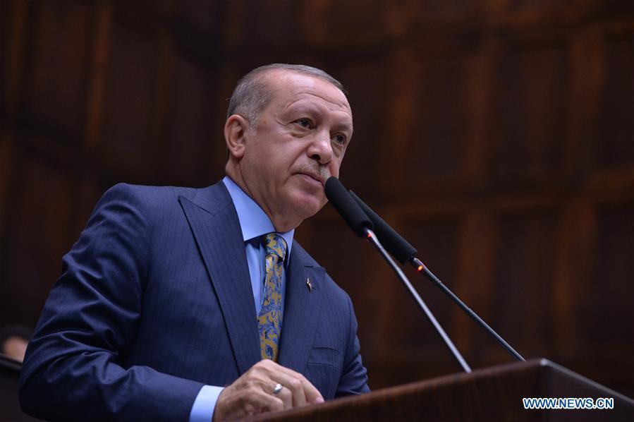 Turkeys Erdogan Calls Jamal Khashoggis Murder A