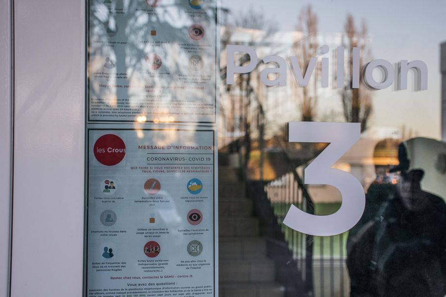 Spotlight: European nations announce more anti-coronavirus measures amid rising caseload