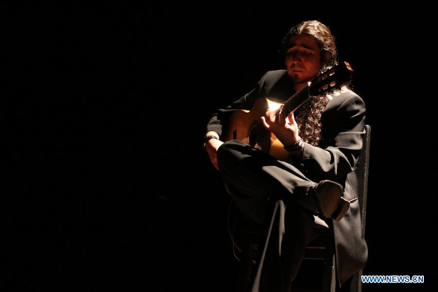 Highlights of Flamenco show on Sarajevo Winter Festival