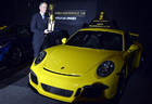 2014 World Car Awards held at New York Int