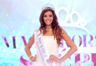 Kulcsar claims title of Miss World Hungary