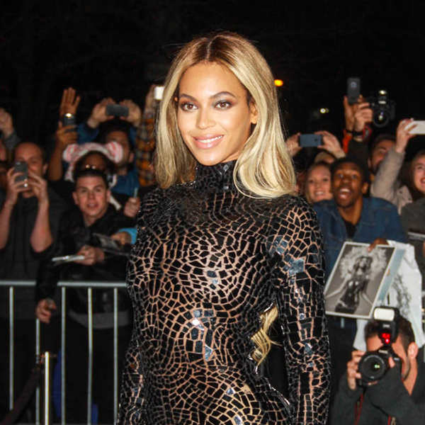 Beyonce worked hard for post baby body