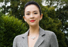Graceful Zhang Ziyi attends Dior show