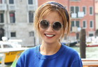 Zhao Wei arrives in Venice for Venice Film Festival