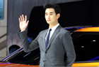 Kim Soo Hyun appears at Beijing Int