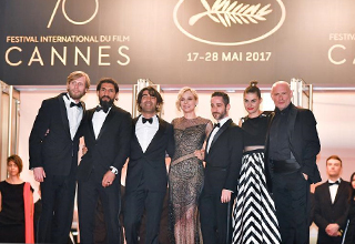 "Film ""In the Fade"" screened for competition at Cannes Film Festival"