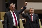 Miguel Diaz-Canel elected as Cuba
