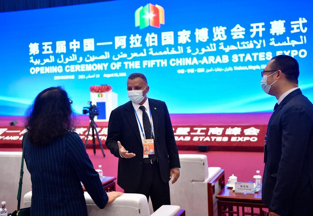 Nearly 4b in projects signed at China-Arab States Expo