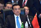 Premier Li Keqiang attends East Asia leaders