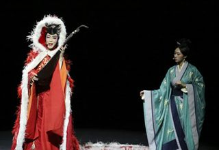 "Chinese musical ""Lady Zhaojun"" staged in San Diego"