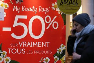 Winter sales in France kick off
