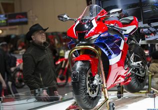 Highlights of 2020 Toronto Motorcycle Show