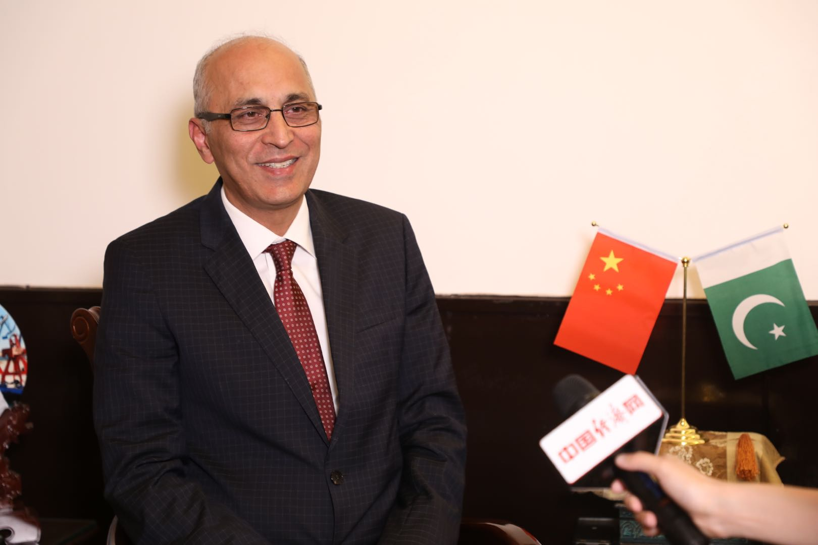 Exclusive Interview with Pakistan's New Ambassador to China: Let Chinese Know the Real