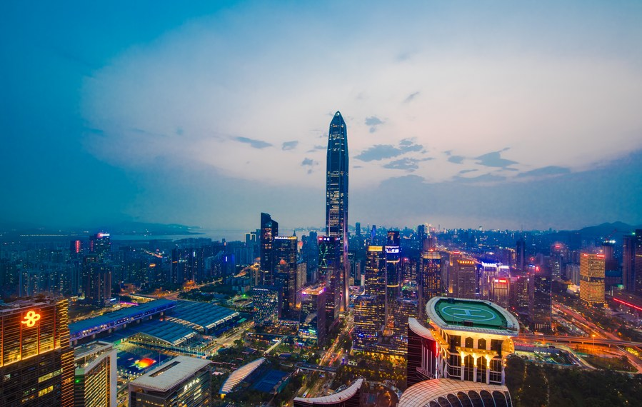 China proposes development targets for 14th Five-Year Plan period