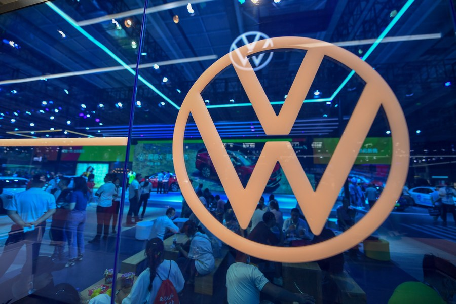 Volkswagen profit in Q3 driven by growing sales in China