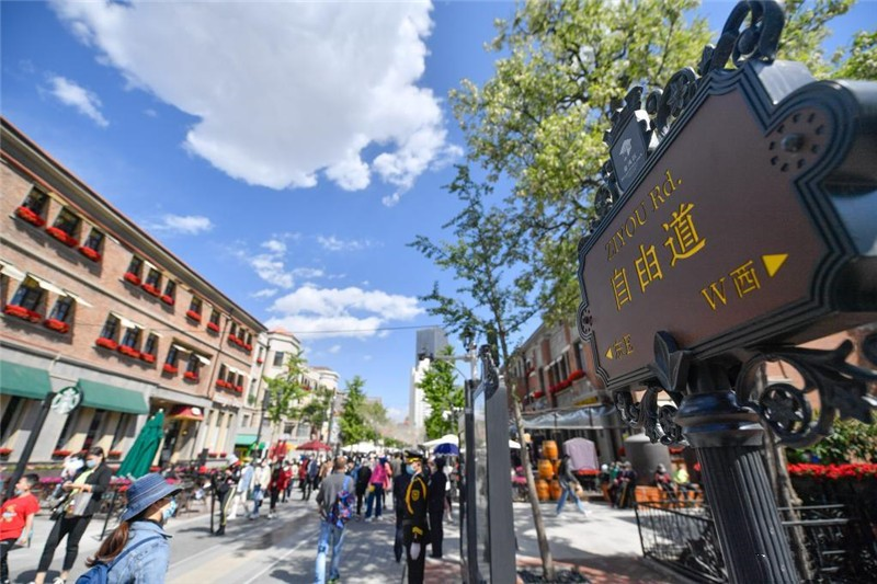 Tourism booms as China