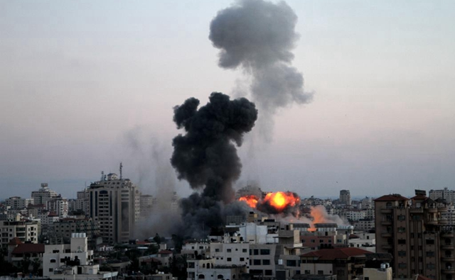 Israel-Gaza violent tension continues for 5th day with no sign of cease-fire
