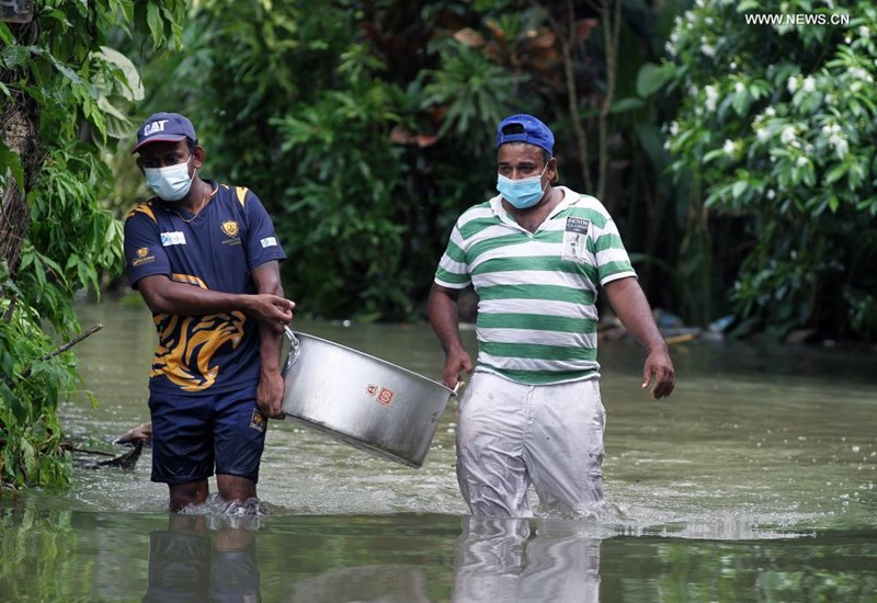 Death toll from adverse weather in Sri Lanka rises to 10, nearly 220,000 affected