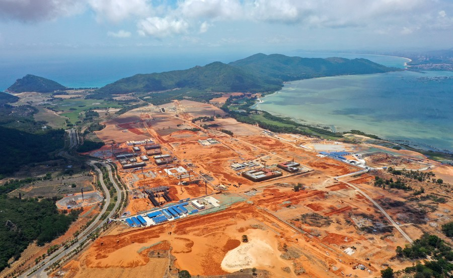 China passes law on Hainan free trade port