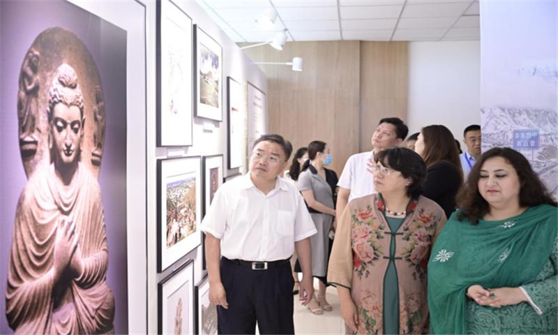 Pakistani Culture Tour Exhibition inaugurated in SCODA