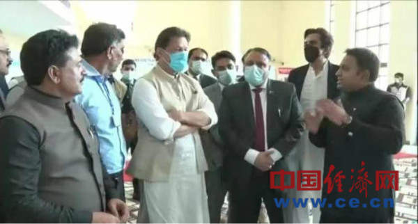 PM Imran Khan inaugurates first-ever Intercropping Research Center by Chinese and Pakistani universities