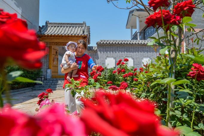 Xi's leadership raising people's quality of life