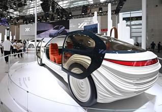 China (Tianjin) Auto Show 2021 kicks off