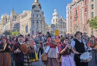 Transhumance Festival celebrated in Spain