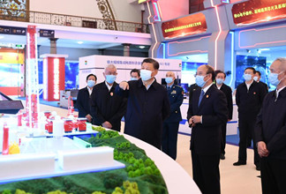 Xi calls for building China's strength in science, technology