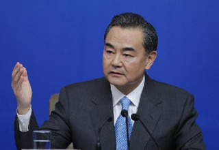 Chinese FM gives press conference for 12th NPC on foreign policies