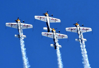 5-day air show kicks off in central China's Henan
