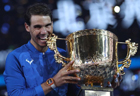 Nadal claims 75th career title in Beijing