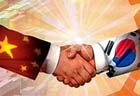 China, South Korea sign FTA deal