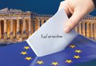 Greece sets referendum for July 5 on bailout deal