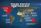 Pacific Rim Countries Seal TPP Free-Trade Pact