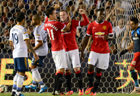 Van Gaal guides Man United to 7-0 victory in debut