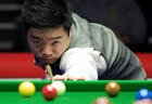 Ding reaches 2nd round at UK Championship