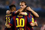 Barca beat Ajax to prepare for Bernabeu in style