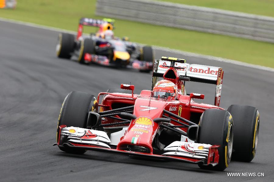 Highlights Of Qualifying Session Of 2014 F1 Brazilian Grand Prix China Economic Net