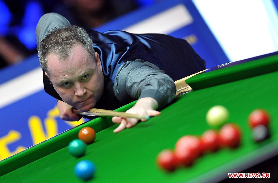 Snooker whos who - welcome to barker billiards - snookermania