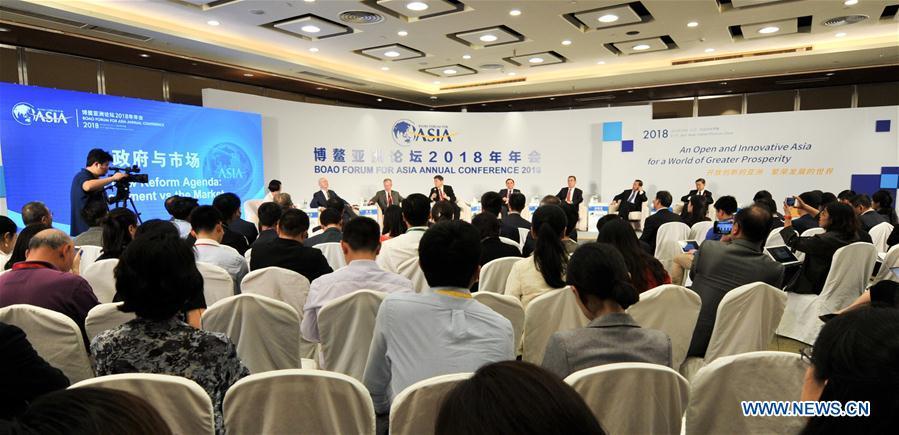 CHINA-BOAO FORUM FOR ASIA-GOVERNMENT VS MARKET (CN)