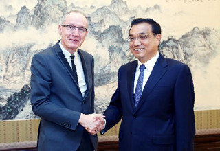Li tells Thomson: China's economy can continue growth