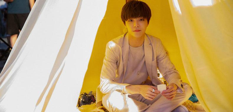 陈立农全新首张个人专辑最新单曲《夏日滋味》MV上线